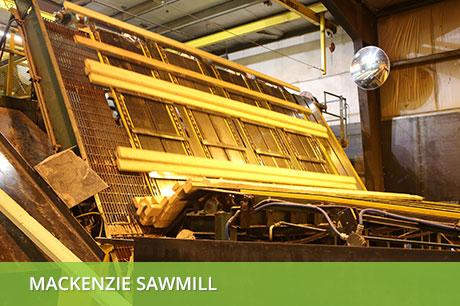 Mackenzie sawmill