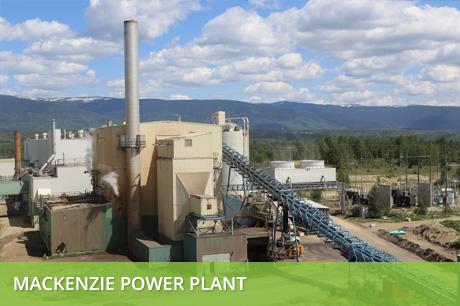 mackenzie power plant