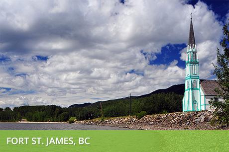 Fort-James