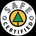 safe certified stamp